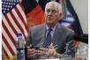 美国国务卿蒂勒森软硬兼施 仍难解美欧重重矛盾