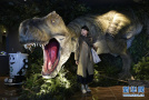 """""""奇异宾馆""""服务员是恐龙"""