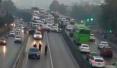 西安回应38车相撞事故:接受批评 洒水将灵活调整