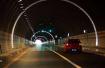 104国道牛山隧道内单向封闭施工!为期一周!