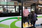 青岛新公交全配空调 司机疲劳驾驶会报警