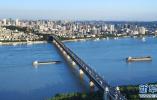 长江沿线首个标准化智能岸电系统启用
