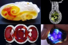 中国各省100种珍稀宝石