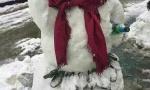 哪个雪人最奇葩?