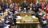 英国下院为脱欧法案开绿灯