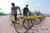 淄博共享单车野蛮生长 街边单车亟待立法管控