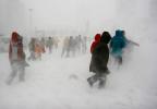 暴雪將至!南京要連下5天 積雪將達30釐米