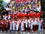 """""""放歌长城 祝福祖国""""2016中国民族器乐音乐会在怀柔响水湖长城举办"""