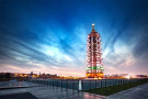 在西方与长城齐名的南京瓷塔,为何在国内默默无闻?