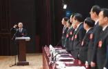 李建国就明确监察委员会的产生和职责作说明