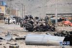 阿富汗首都发生两起炸弹袭击 致10人死伤