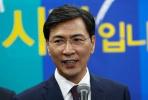 韩前忠南道知事安熙正 再次就性侵案到案受讯