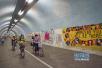 """求放过!厦门大学文艺隧道被游客涂成了""""牛皮癣"""""""
