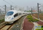 济南火车站列车增开数量创同期历史新高