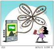 """济宁男子微信摇来""""有缘人"""" 4个月被骗走6万多"""