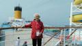 """厉害了!96岁陕西""""旅游奶奶""""游日本走红 每天锻炼能走八千多步!"""