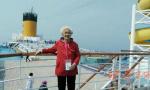 96岁奶奶游日本