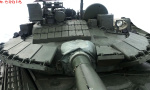 俄坦克内部遭曝光