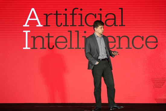 AI+HI:微软洪小文解读智能层级