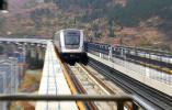 """青岛""""最美地铁""""开通 最高设计时速120公里"""