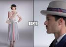 穿越!看美国人衣着时尚的百年变迁