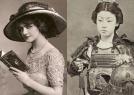 一百年前倾国倾城的各国美女