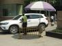 郑大三附院停车收费随性 时间相同收费不同车主很气愤