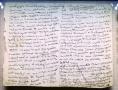 马克思原始手稿首次与公众见面 笔记行云流水