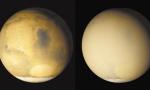火星探测器升空