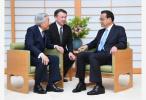 李克强会见日本天皇 天皇:我常想起20多年前访华情景