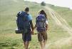 徒步旅游贴近自然 双脚走出好风景