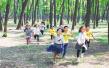 """河南有个""""塞罕坝""""接力植树让昔日沙荒变万亩林海"""