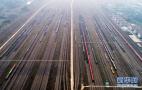 ?青连铁路进入电气化施工最后一道工序 年底通车
