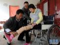 青岛重度残疾人护理补贴标准每人每月达130元