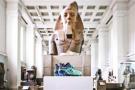"""""""法老""""默罕默德·萨拉赫所穿的球鞋入藏大英博物馆"""