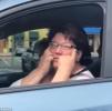 美国女司机把韩裔误当华人歧视辱骂 警方拒绝立案