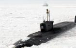 俄海军司令:俄罗斯潜艇长期存在于北极冰层之下