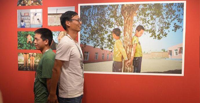 第三届全国青年摄影大展在京开幕