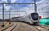 济南首条地铁跑起来啦!已完成正线区间热滑试验!