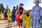 安新县活跃着一支乡村乐队:村头办起音乐会