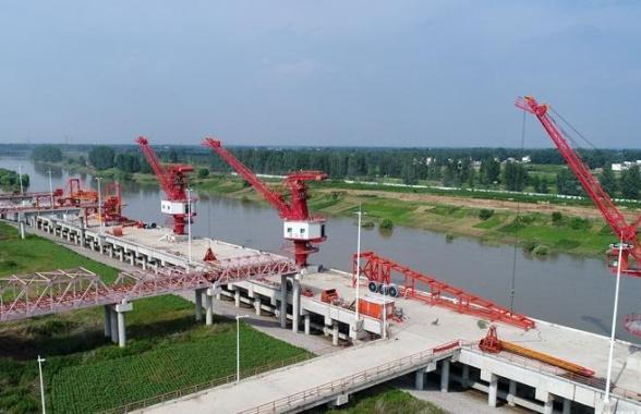 漯河港将蓄水通航