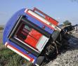 土耳其西北部一列火车出轨