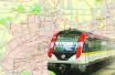 到2035年济南轨道交通网达500公里 未来将覆盖平阴等县区