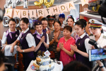 """代表杭州颜值的""""西子号""""迎来三十岁生日,旅客惊叹""""这趟旅行不一般"""""""