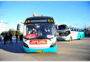 菏泽城际公交正常发车部分站点关闭 长途客流大幅增加
