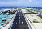 马尔代夫机场新跑道