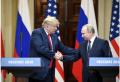 特朗普签署行政令制裁俄罗斯