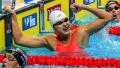 王简嘉禾打破短池女子400米自由泳世界纪录