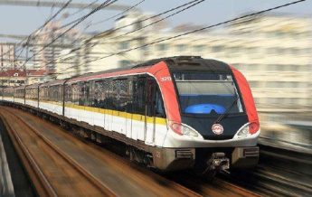 中国第一条跨省地铁线路