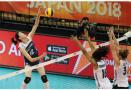 跌宕起伏!中国女排3-2逆转战胜美国队!